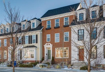Currie Barracks Townhomes for Sale