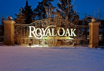 Royal Oak Entrance