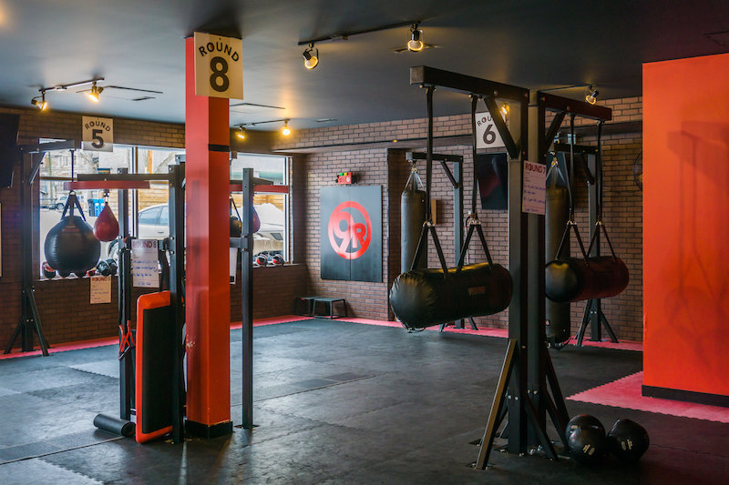 Calgary Fitness Locations: 9Round Fitness Centre