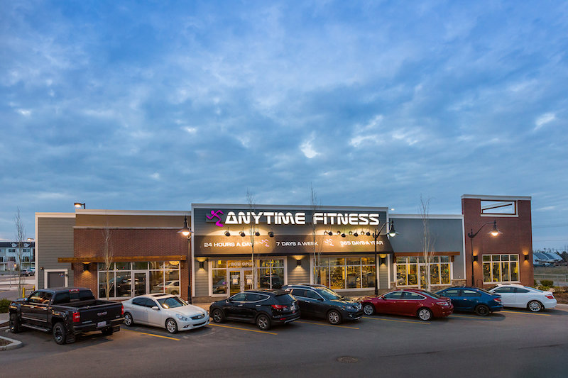 Calgary Fitness Locations: Anytime Fitness