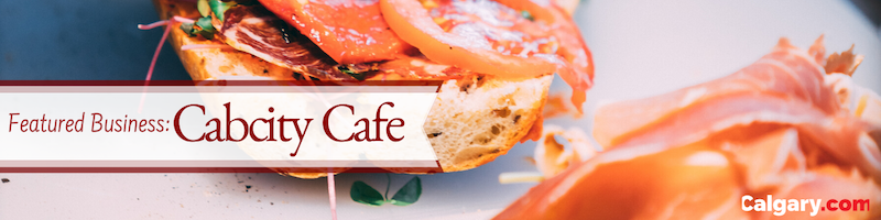 Business Spotlight: Cabcity Cafe
