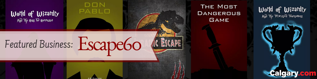 Business Spotlight: Escape 60