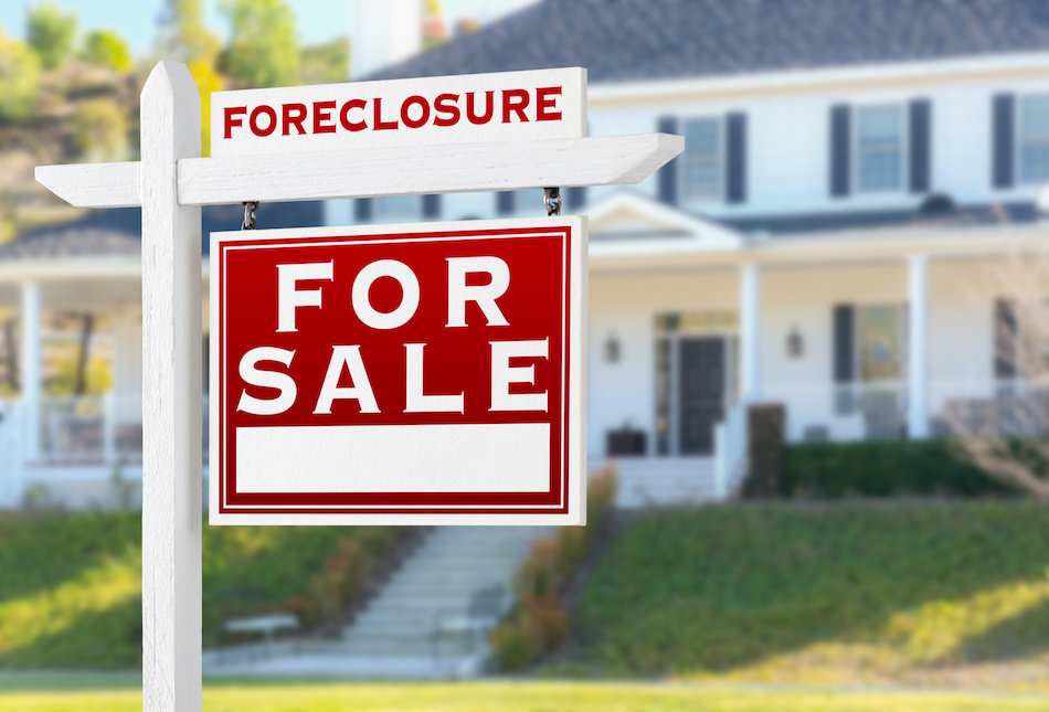 The Expense and Risk of Buying a Foreclosure Property