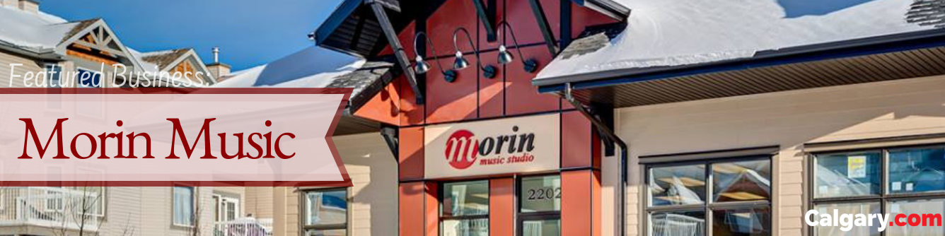 Morin Music Business in Calgary