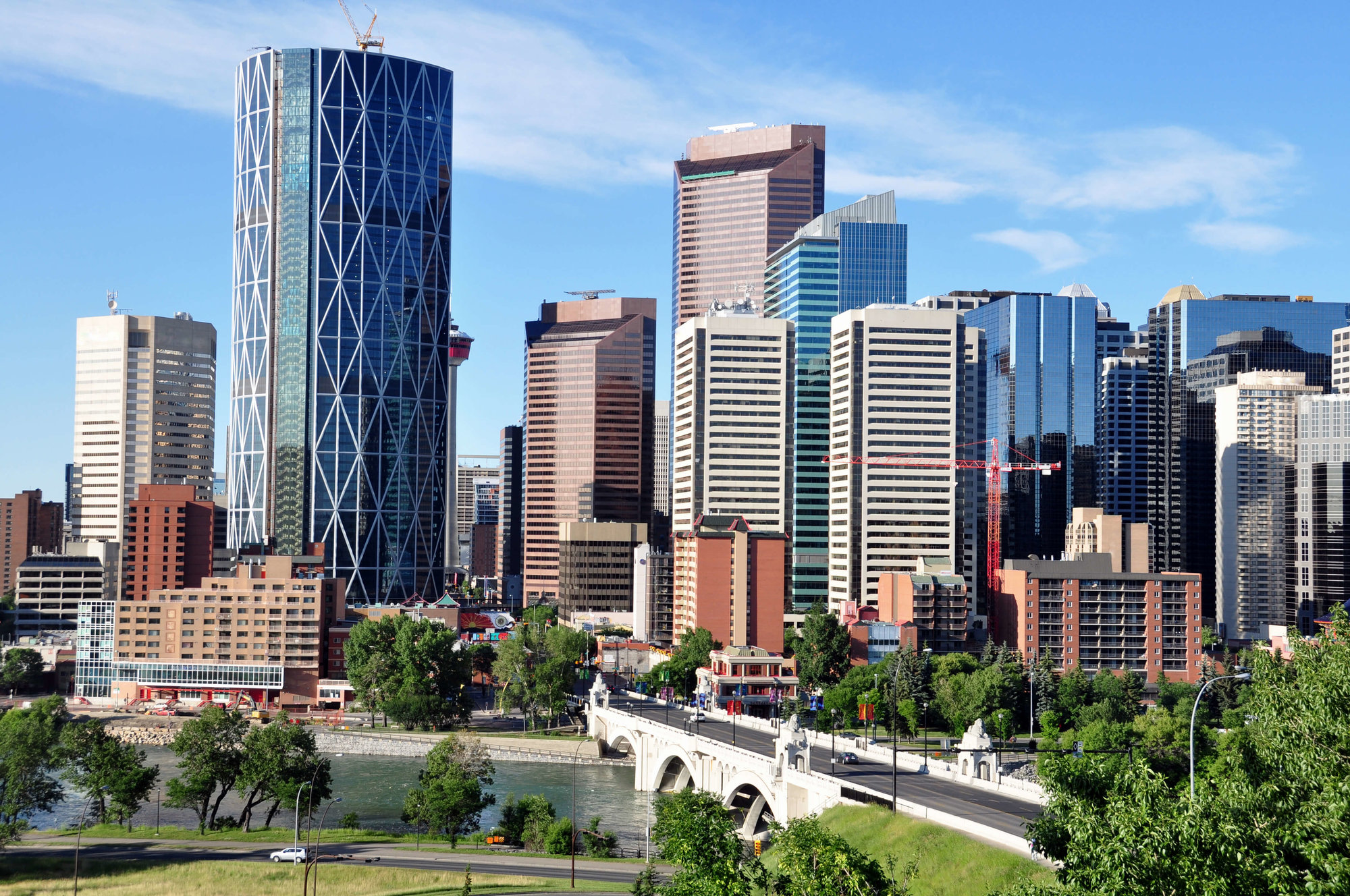 Investment Property in Calgary AB