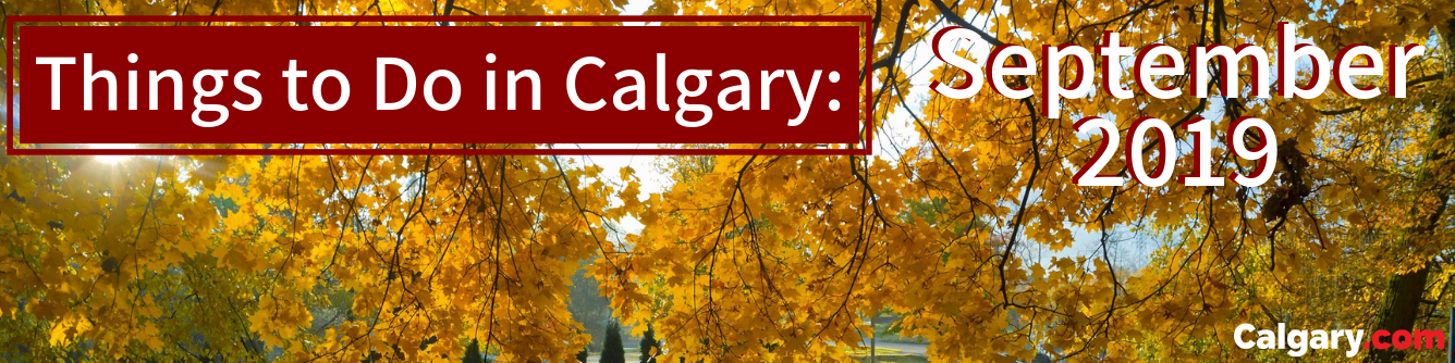 The Best September Events in Calgary