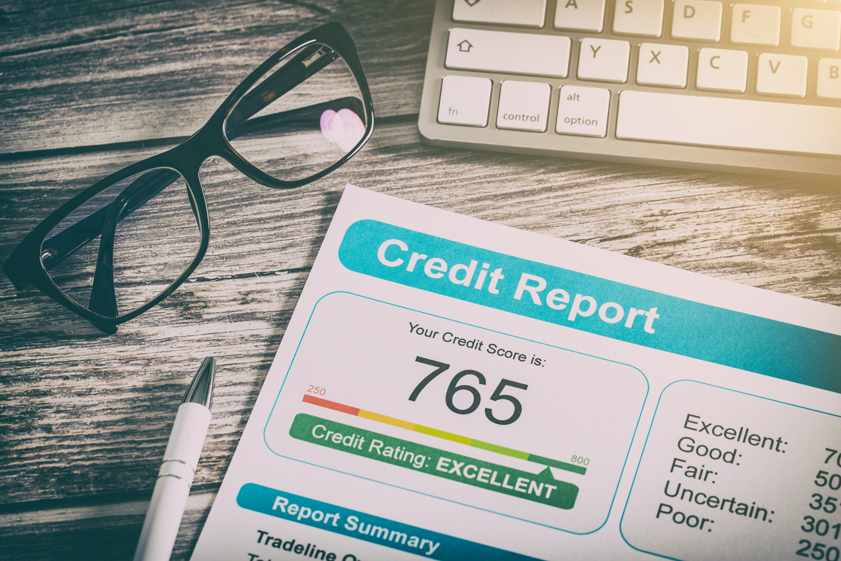 About Your Credit Score and Your Mortgage