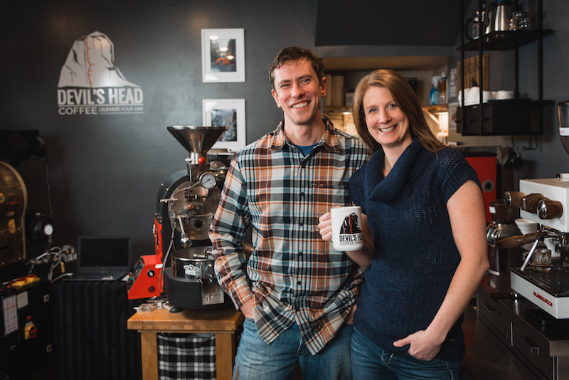 Devil's Head Coffee Owners