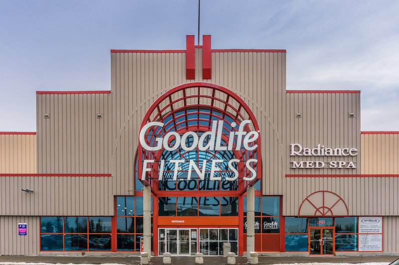 Calgary Fitness Locations: GoodLife Fitness