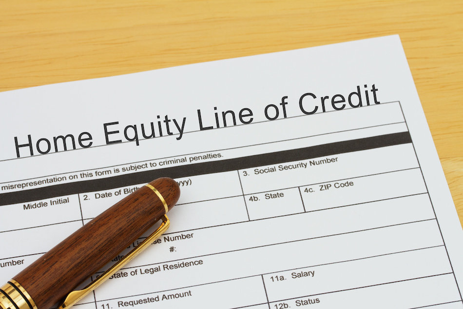 Using a Home Equity Line of Credit