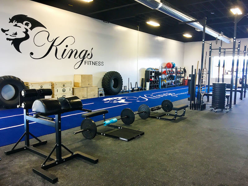 King Fitness Workout Locations in Calgary