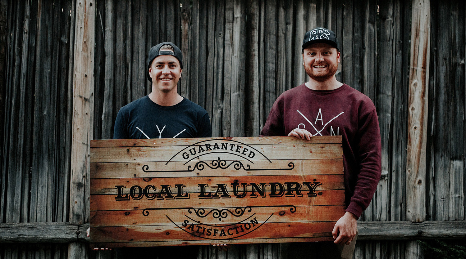 Local Laundry Guarantees Satisfaction