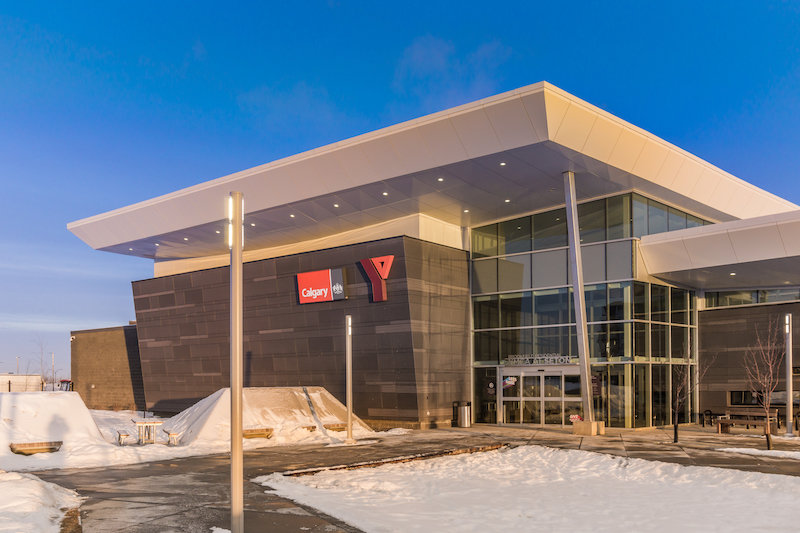 Calgary Fitness Locations: YMCA Calgary