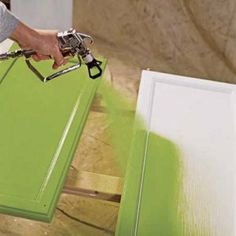 Painting Your Kitchen Cupboards & Cabinets